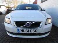 VOLVO S40 1.6 DRIVE ES S/S 4d 113 BHP (white) 2011