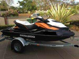 2014 Seadoo GTR 215 jetski supercharged Yamanto Ipswich City Preview