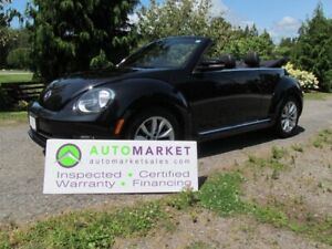 2015 Volkswagen Beetle LEATHER, LOCAL, AUTO, INSP, BCAA MBSHP, F