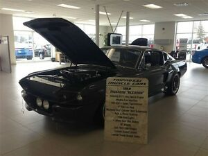 1968 Ford Mustang Leather
