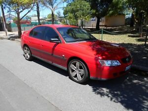 2004 Holden Commodore VY II Executive Red 4 Speed Automatic Sedan Somerton Park Holdfast Bay Preview