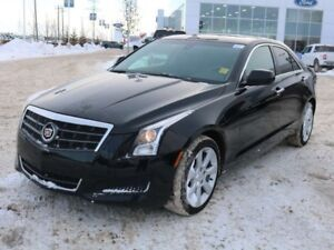 2014 Cadillac ATS STD, 2.0L, AWD, PWR SEAT, HEATED FRONT SEATS,