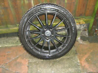 mercedes vito alloy wheels x4
