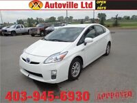 2010 Toyota Prius HYBRID AUTO EVERY ONE APPROVED