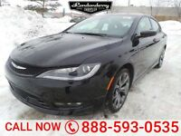 Brand New 2015 Chrysler 200 S