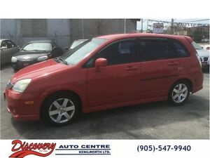 2006 Suzuki Aerio SX  *All Wheel Drive*