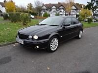 Jaguar X-Type 2.0 D Sport 4dr 2005, Saloon, VOSA VERIFIED MILEAGE
