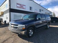 2003 Chevrolet Suburban 4x4 Extremely low km's for the year!!! Red Deer Alberta Preview