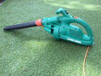 Black & Decker Garden Vacuum & Leaf Blower