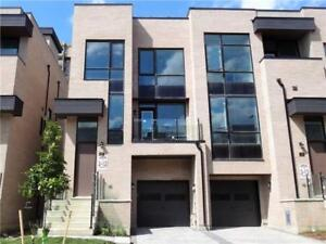 !! Large, Brand New 4 Bed Luxury Townhouse in Prime Etobicoke !!