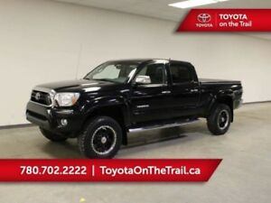 2013 Toyota Tacoma DOUBLE CAB LIMITED; LEATHER, HEATED SEATS, 4X