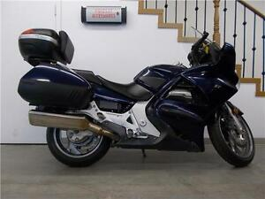 honda st 1300 2004 low millage