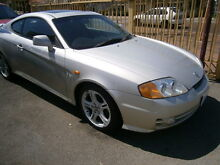 2004 Hyundai Tiburon Coupe***FREE 12 MONTHS WARRANTY*** Bayswater Bayswater Area Preview