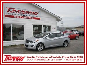 2011 HYUNDAI ELANTRA ONLY $7,388.00 BLUETOOTH /HEATED SEATS