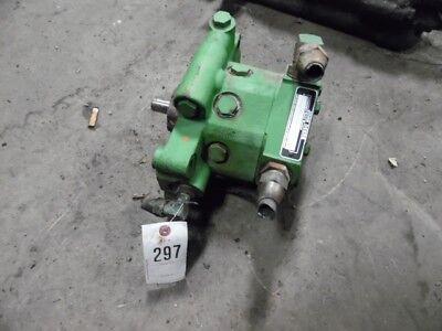 John Deere 1020 Tractor Hyd Pump Part R81065 Tag 297