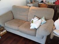 John Lewis Java sofa- excellent condition - only £100!