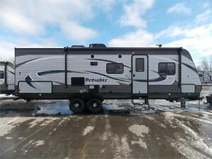 2017 HEARTLAND PROWLER 275BHS TRAVEL TRAILER