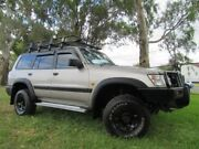 1998 Nissan Patrol GU ST Gold 4 Speed Automatic Wagon Dandenong Greater Dandenong Preview