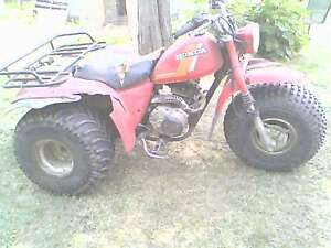honda 200m needs to be timed. will trade or $450