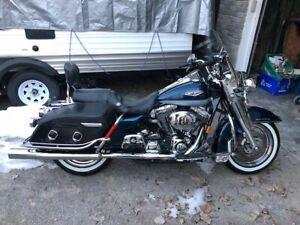 2002 Harley Davidson Road King Classic