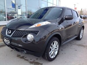 2013 Nissan Juke 1.6 DIG Turbo SL AWD Sunroof No Accidents