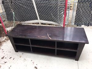 Pier One tv stand
