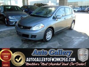 2011 Nissan Versa S Low price!