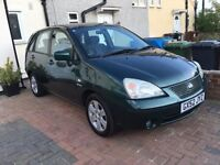 2003 SUZUKI LIANA GLX FULLY AUTOMATIC , 5 DOORS HATCHBACK. WITH FULL SERVICES HISTORY AND 1 YEAR MOT