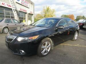 2012 Acura TSX w/Premium Pkg/bluetooth/sunroof/certified