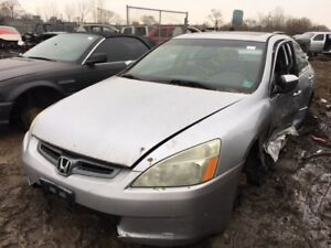 2005 Honda Accord just in for parts at Pic N Save!