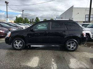 2009 Chevrolet Equinox LT with Moonroof