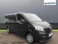 2015 Renault Trafic SL27dCi 115 Business+ Van Diesel black Manual