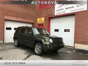 ***2008 JEEP PATRIOT TRAIL RATED**AUTO/A.C/4X4/4CYL/514-812-9994
