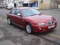 Rover 75 2.0 CDTi Connoisseur SE 4dr, 2004 model, Full MOT, Clean in & out