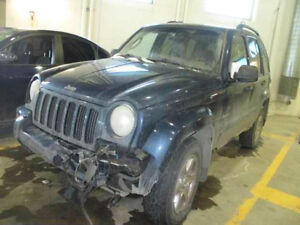 Jeep Liberty 2003 - For Parts