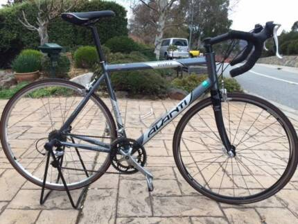 Road Bike Avanti Vivace Barton South Canberra Preview