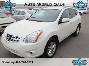 2013 NISSAN ROGUE SV | AWD |BCAK UP CAMERA |