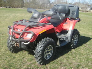 500 2-UP CAN-AM