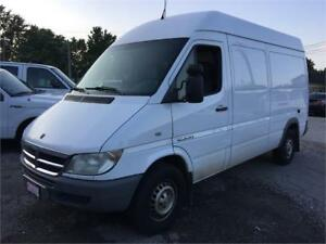 2006 DODGE SPRINTER 2500 ,safety e-test
