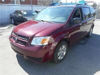 DODGE GRAND CARAVAN STOW`N`GO 2009 (7PASSAGERS,CRUISE CONTROL)