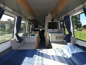 Mercedes Sprinter Motorhome – AUTO - LOADS OF EXTRAS Glendenning Blacktown Area Preview