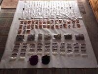 Leather Bracelets / Pendants and Gemstone Bracelets