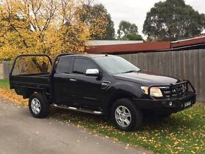 2012 Ford Ranger Ute Cremorne Yarra Area Preview