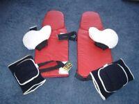 Martial Arts Protective Padding