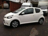 2013 TOYOTA AYGO 1.0 £20 ROAD TAX VERY ECONOMICAL