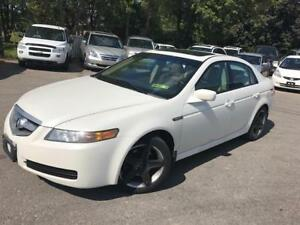 2005 Acura TL w/Navigation Pkg,PL,PW,AC, LEATHER SUNROOF CERT.