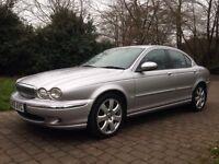 2005 Jaguar X Type 2.0 Diesel 4dr Long Mot Cheap insurance model 50+ mpg