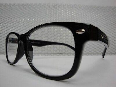 NEW MENS LADIES TRENDY VINTAGE STYLE READING EYE GLASSES FRAMES READERS (Trendy Eyeglasses For Men)