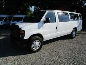 2010 Ford Econoline E-350 Wagon XL 15 Passenger Only 145,000 kms
