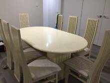 Table and chairs Bonnells Bay Lake Macquarie Area Preview